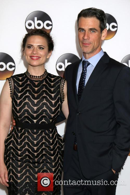 Hayley Atwell and Eddie Cahill 8