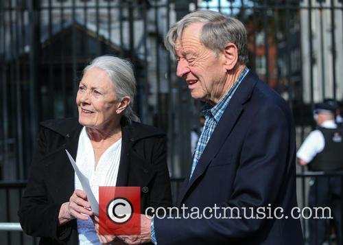 Vanessa Redgrave and Lord Alfred Dubs 8