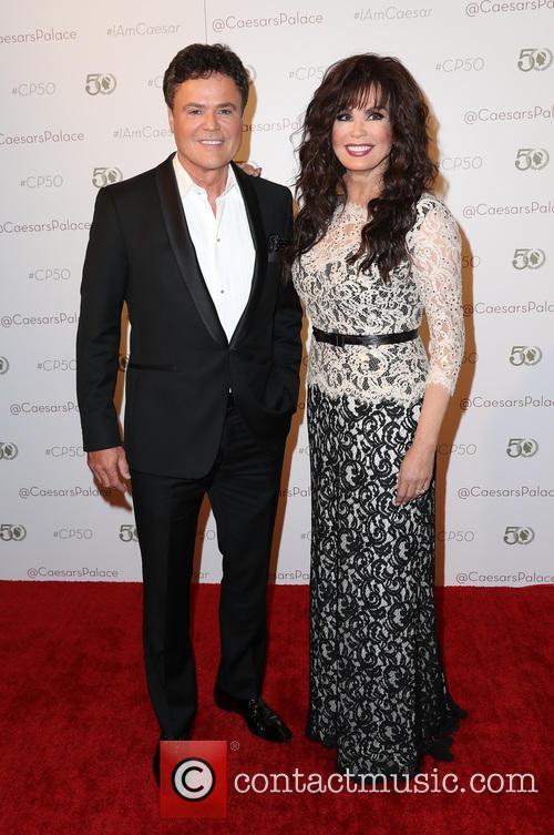Donny Osmond and Marie Osmond 3