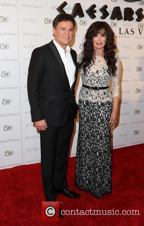 Donny Osmond and Marie Osmond 5
