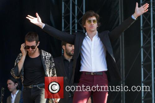 The Last Shadow Puppets, Alexander Turner and Miles Kane