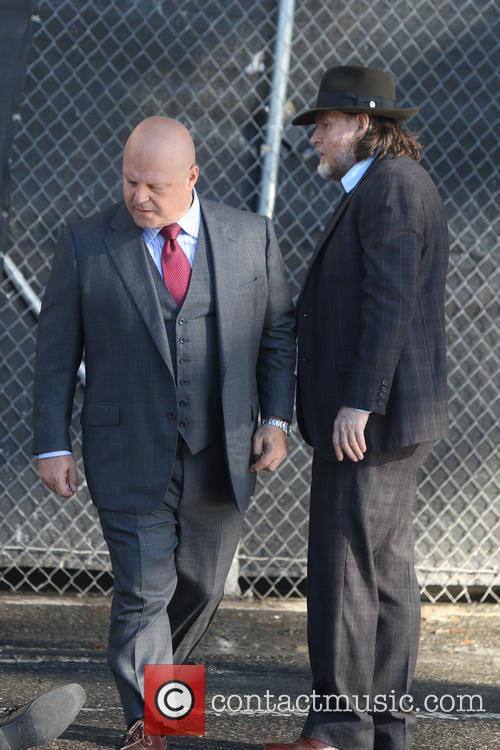 Michael Chiklis and Donal Logue