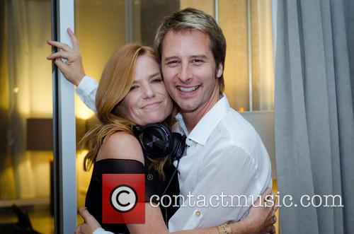 Patsy Palmer and Chesney Hawkes 2