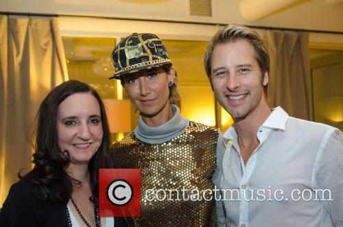 Jane Owen and Chesney Hawkes