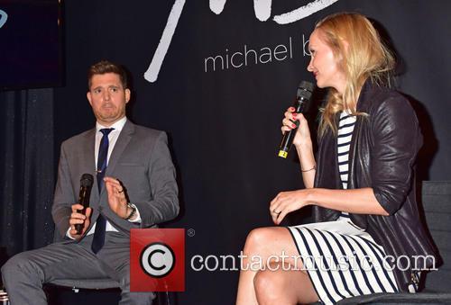 Michael Buble and Janin Ullmann (reinhardt) 6