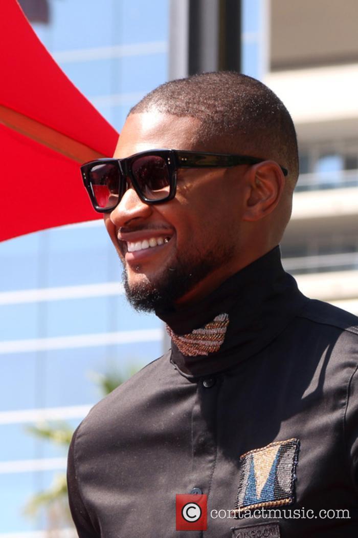 Usher Raymond 9