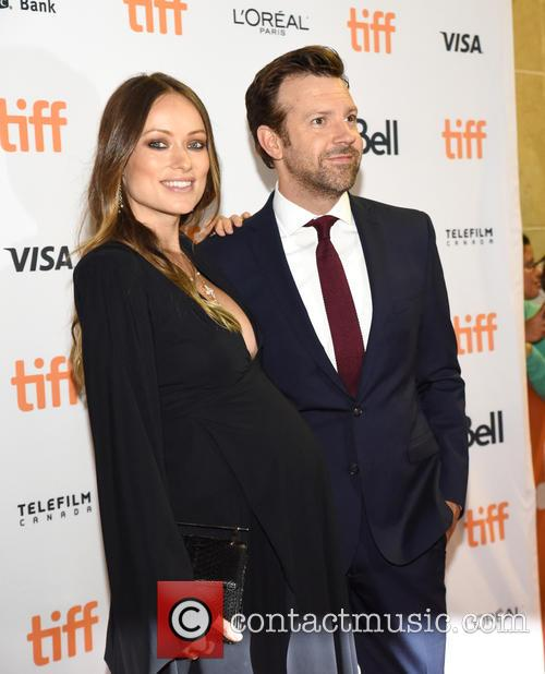 Olivia Wilde and Jason Sudeikis 8