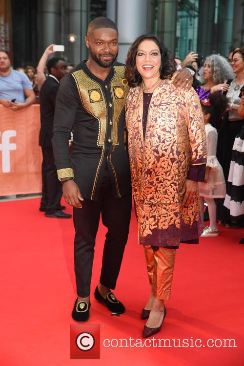 David Oyelowo and Mira Nair