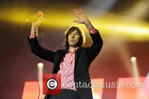 Bobby Gillespie and Primal Scream 3