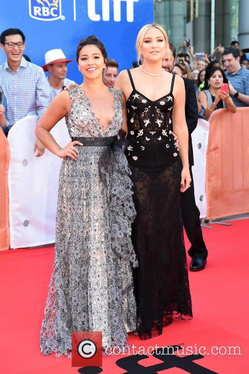 Kate Hudson and Gina Rodriguez 5