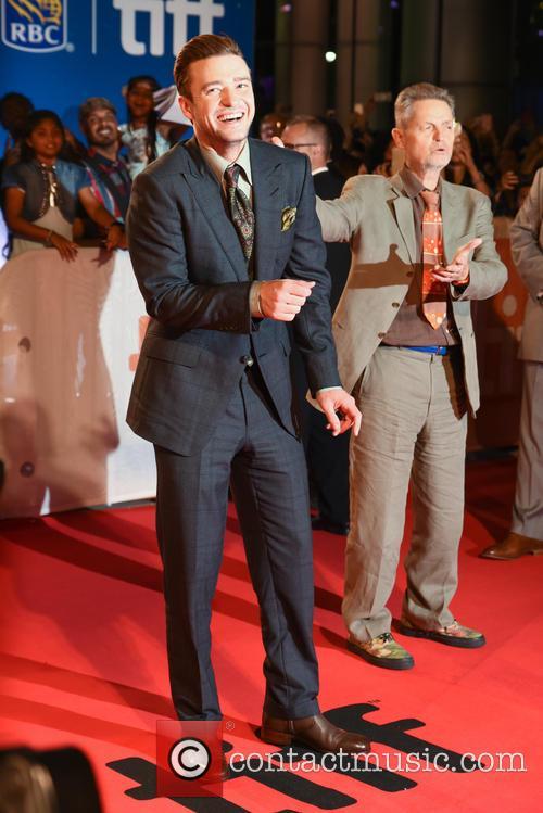 Justin Timberlake and Jonathan Demme 1