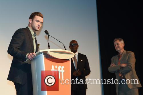 Justin Timberlake, Jonathan Demme and Cameron Bailey