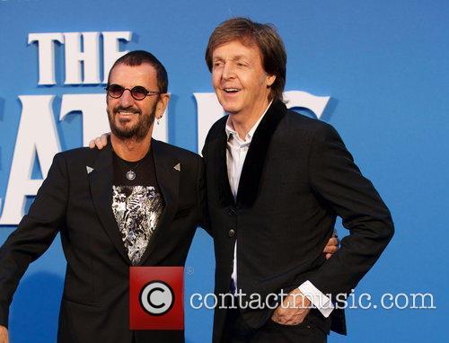 Ringo Starr and Paul Mccartney 5
