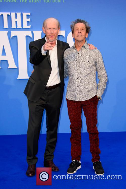 Ron Howard and Brian Grazer 4