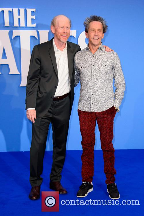 Ron Howard and Brian Grazer 5