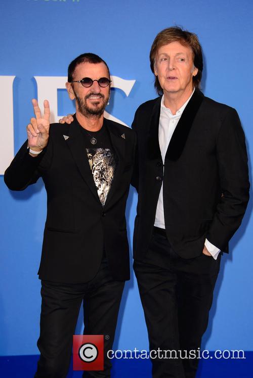 Ringo Starr and Paul Mccartney 4