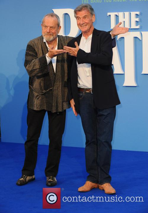 Terry Gilliam and Michael Palin 2