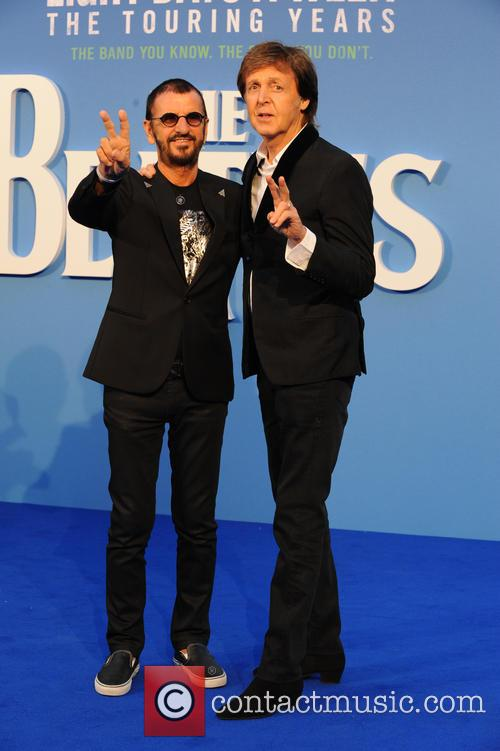 Paul Mccartney and Ringo Star 3
