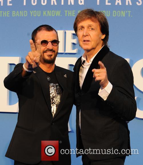 Paul Mccartney and Ringo Star 4