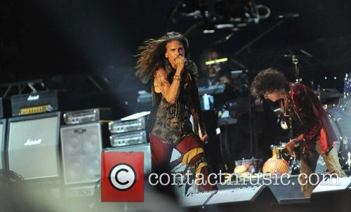 Steven Tyler, Joe Perry and Aerosmith 11