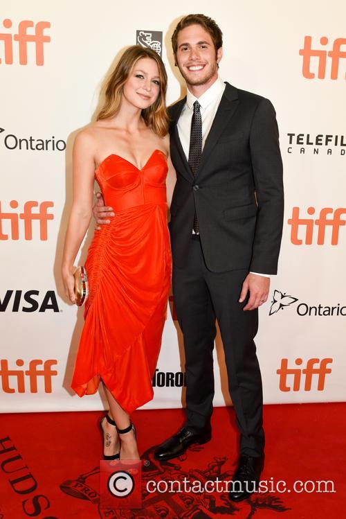 Blake Jenner and Melissa Benoist 3