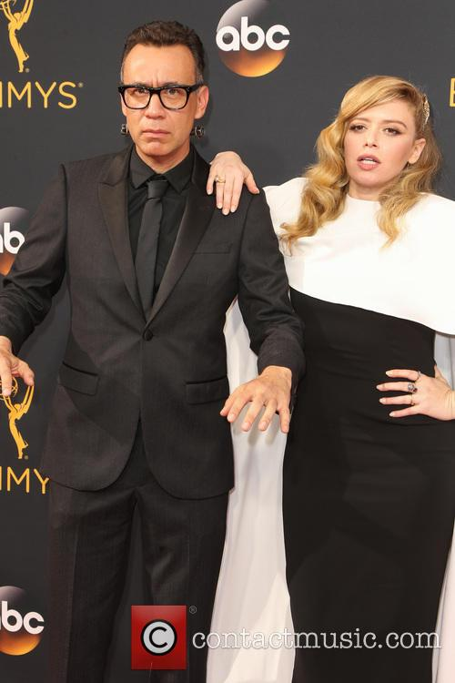 Fred Armisen and Natasha Lyonne 1