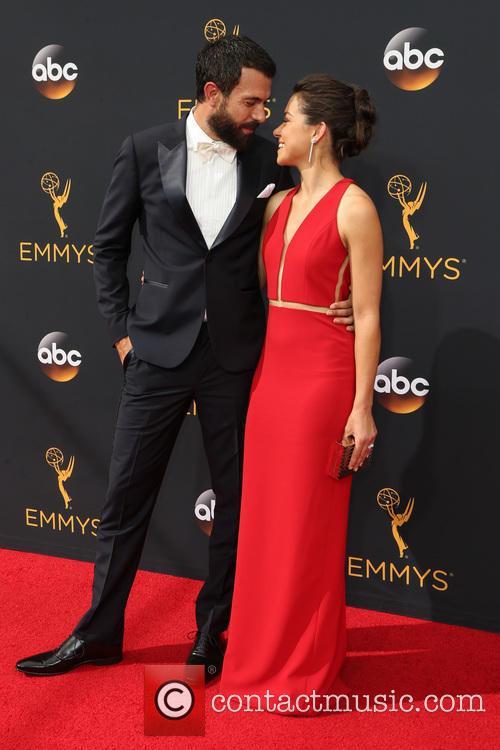 Tom Cullen and Tatiana Maslany 4