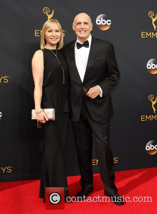 Jeffrey Tambor and Kasia Ostlun 1