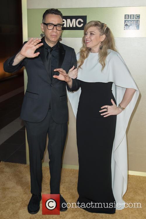 Fred Armisen and Natasha Lyonne 6