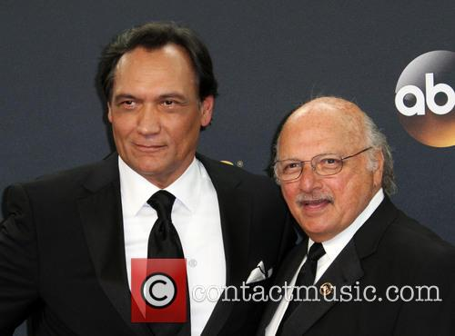 Jimmy Smits and Dennis Franz 3