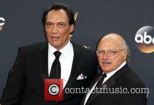 Jimmy Smits and Dennis Franz 4