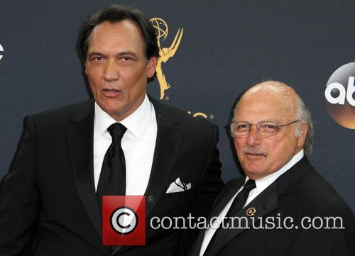 Jimmy Smits and Dennis Franz 5