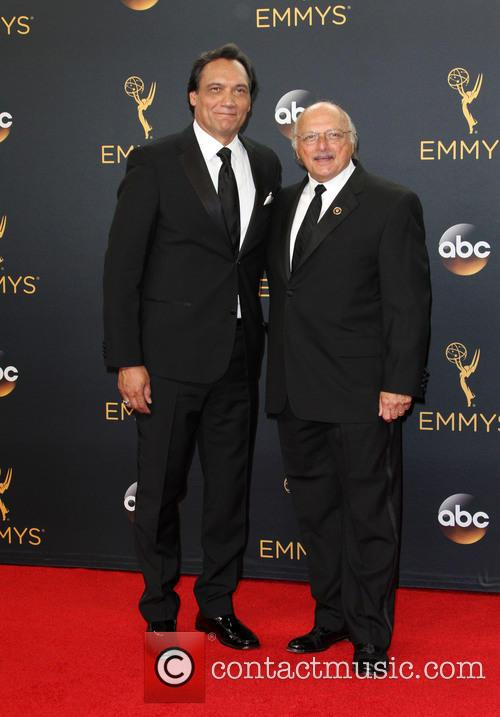 Jimmy Smits and Dennis Franz 10