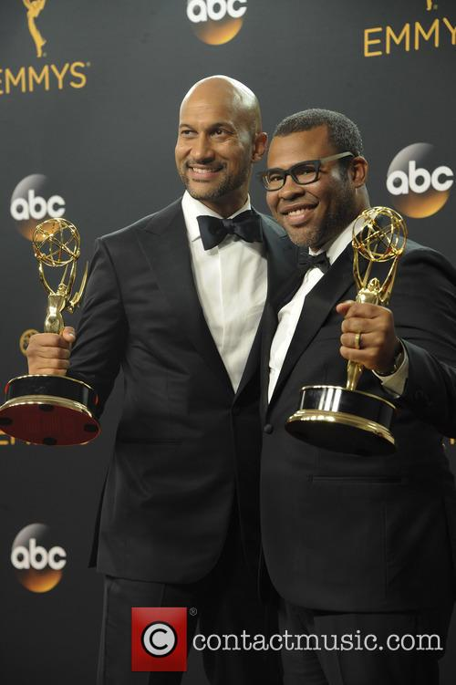 Jordan Peele and Keegan-michael Key
