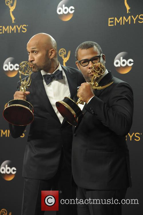 Jordan Peele and Keegan-michael Key 2