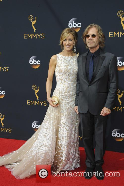 William H. Macy and Felicity Huffman 1