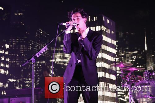 Matthew Healey and The 1975 5