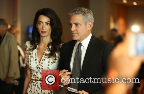 George Clooney and Amal Clooney 4
