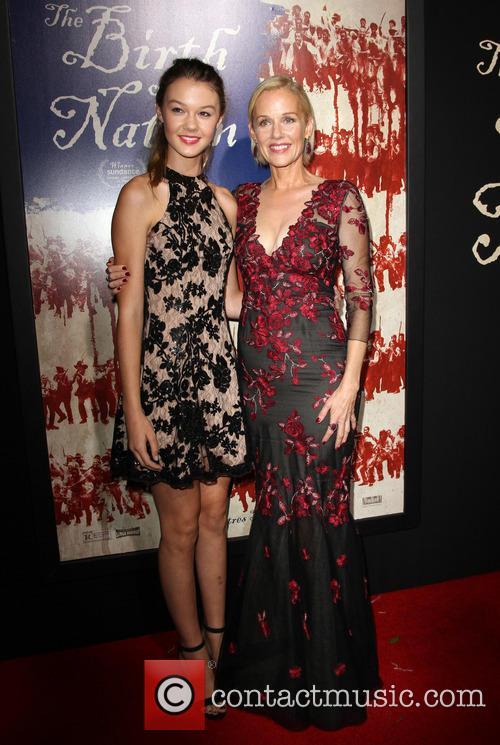 Penelope Ann Miller and Daughter Eloisa May Huggins 4