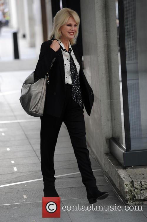 Joanna Lumley 7