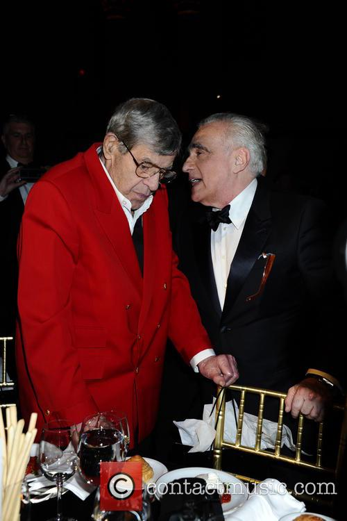 Jerry Lewis and Martin Scorsese 1