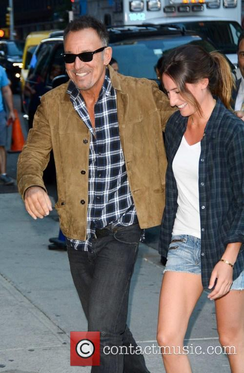 Bruce Springsteen and Jessica Springsteen 5