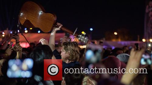 Wesley Schultz, Crowd and The Lumineers 1