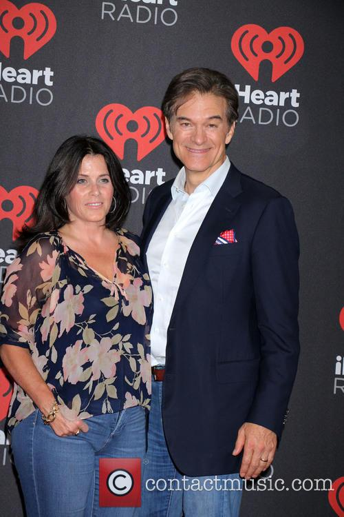 Dr. Mehmet Oz and Lisa Oz 1