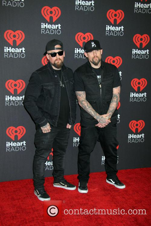 Joel Madden, Benji Madden and Good Charlotte 1