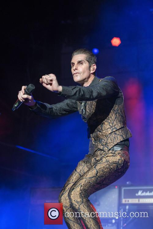 Perry Farrell and Jane's Addiction