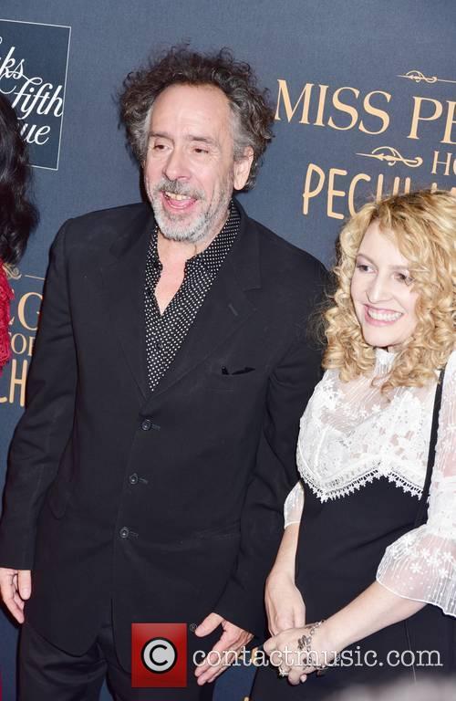 Tim Burton and Jane Goldman 5