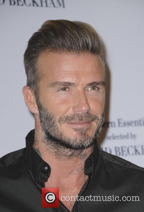 David Beckham 4