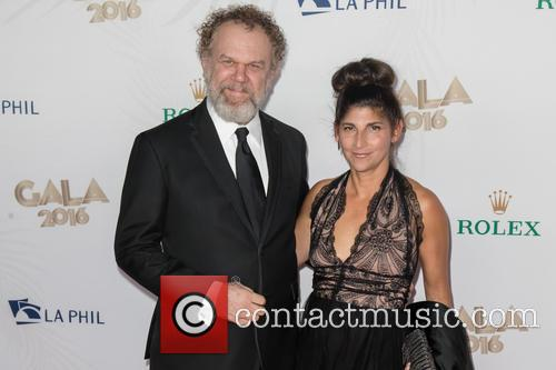 John C. Reilly and Alison Dickey