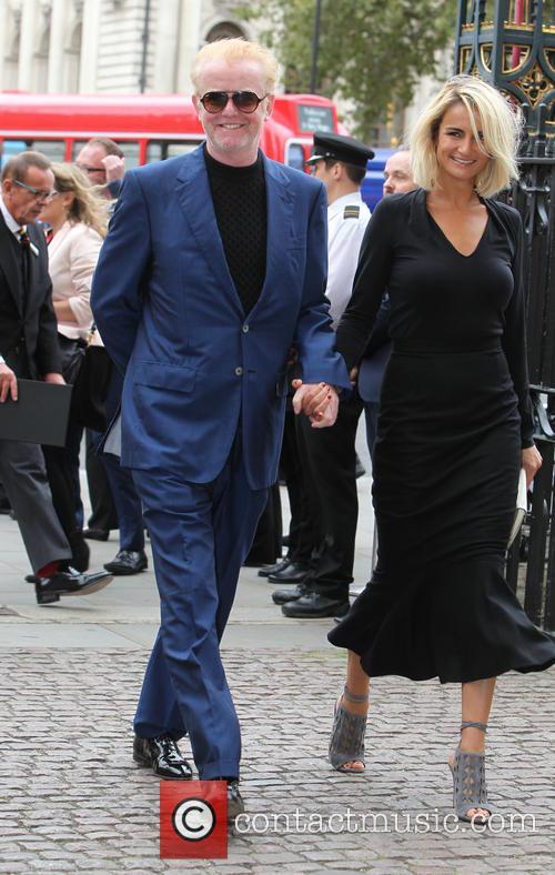 Chris Evans and Natasha Shishmanian 5